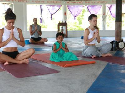 Retreat Date September 1 – 10 w/ Yogi Ashokananda
