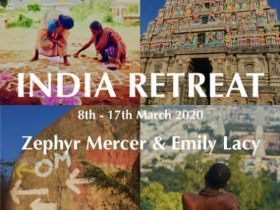 Retreat Date 8 – 17 March with Zephyr Mercer & Emily Lacy