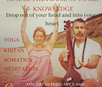 Retreat Date 24 January – 3 February with TruroYoga